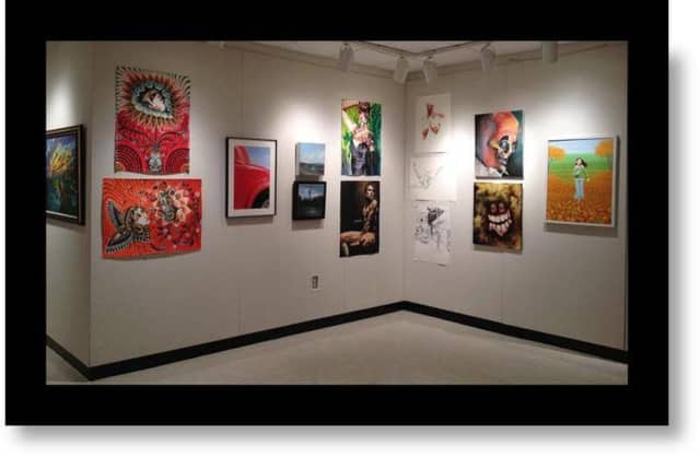 Ridgewood High School's annual alumni art show will be held from Dec. 17 to Jan. 8.