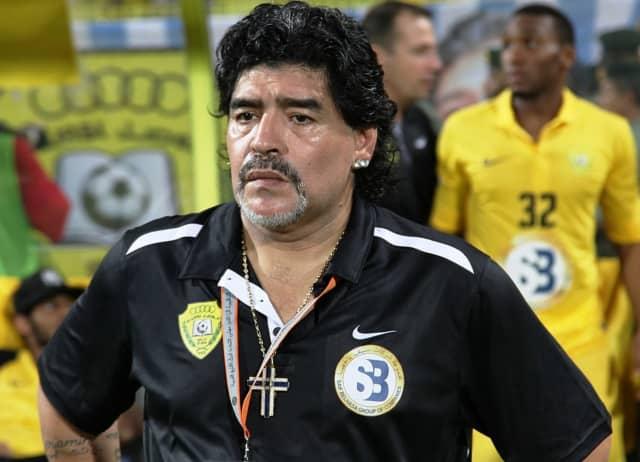 Diego Armando Maradon