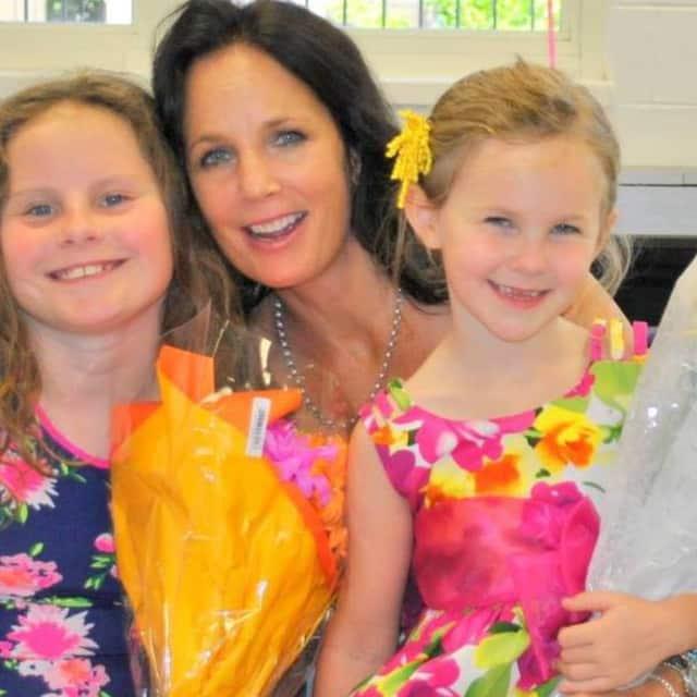 Melissa Straub and her girls.