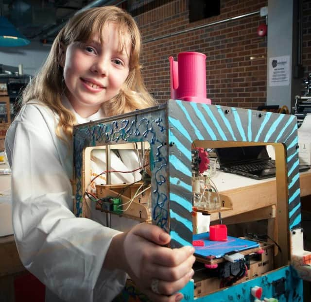 Young inventors can create at the Mahwah Library.