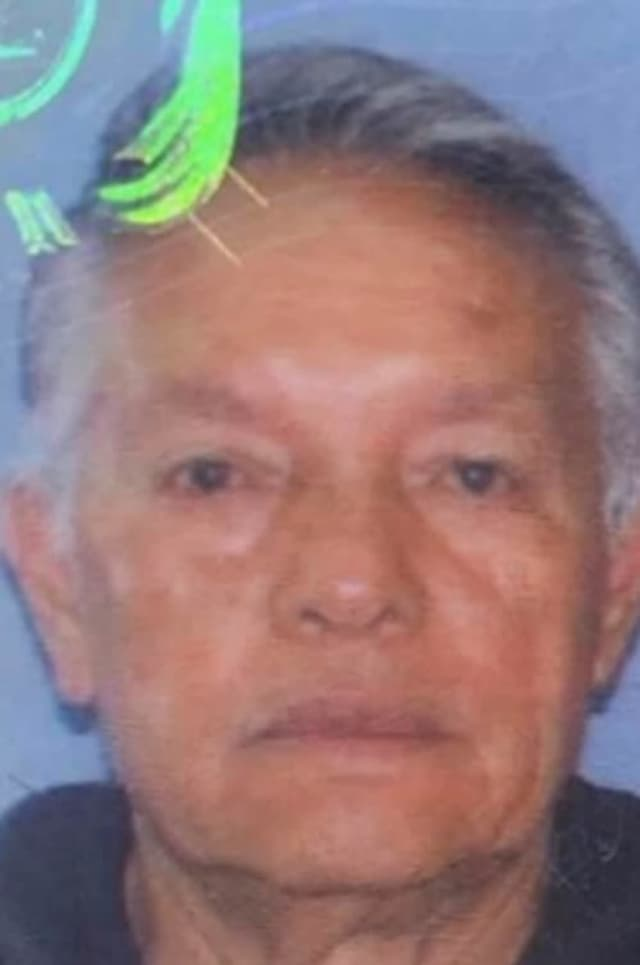 Hector Moreno, 80, of Bellville was last seen near Ferry Street and Madison Street in Newark around 11 a.m. Thursday, Newark Public Safety Director Anthony F. Ambrose said in a release.