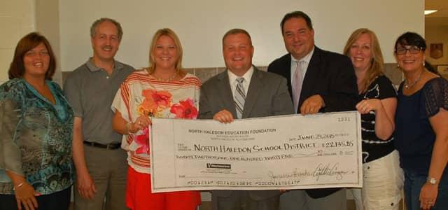North Haledon Education Foundation will sponsor an art auction fundraiser.