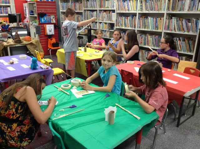 The Bloomingdale Library will celebrate Makers Day on March 19.