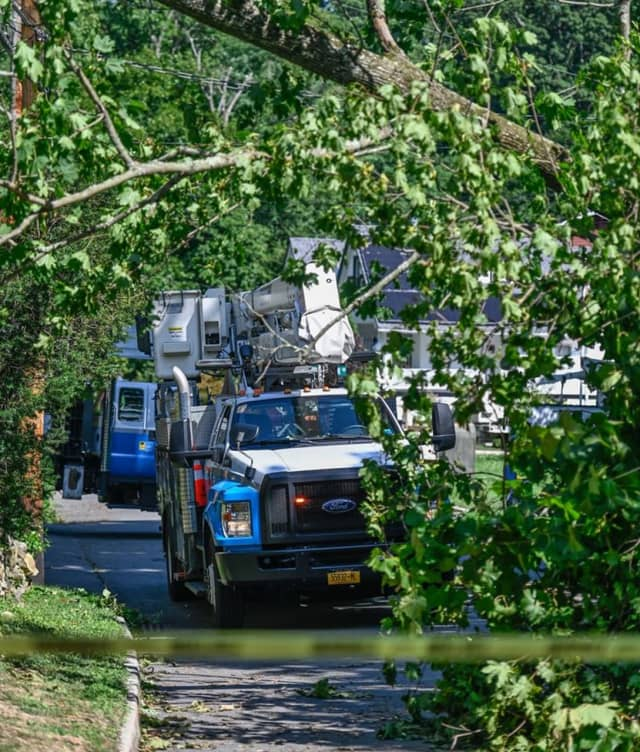 Con Edison has drawn the ire of some elected officials in Westchester as thousands remain without power as the utility company works to recover from Tropical Storm Isaias.