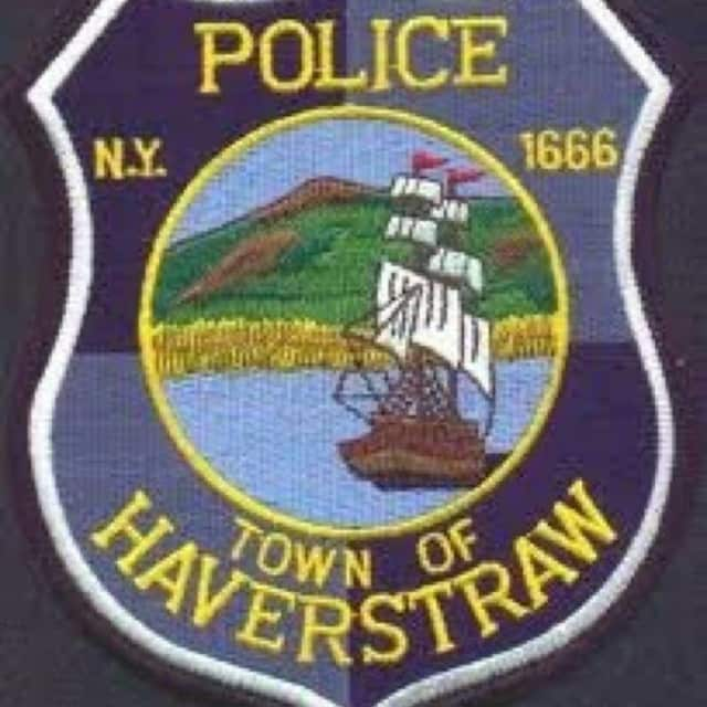 Two Haverstraw police officers were injured Friday trying to arrest a 36-year-old Haverstraw man on past possession of stolen property charges, lohud.com reports.