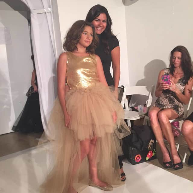 Fashion Camp NJ in Norwood will have dozens of girls working with new designers in a December fashion show.