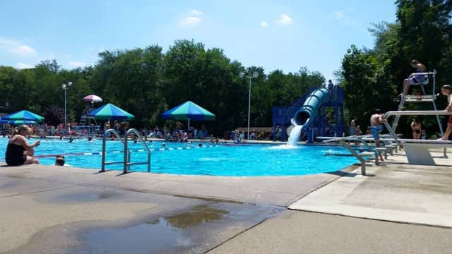 The pool is one of the many areas in which the Glen Rock recreation director is in charge.