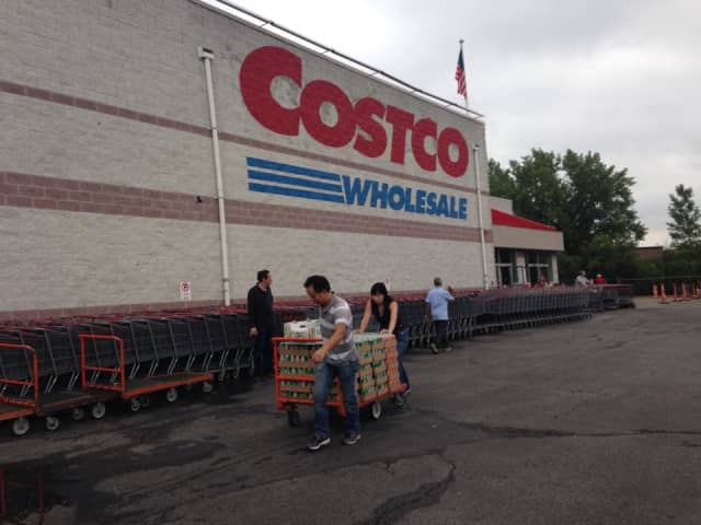 Costco's former Hackensack location.