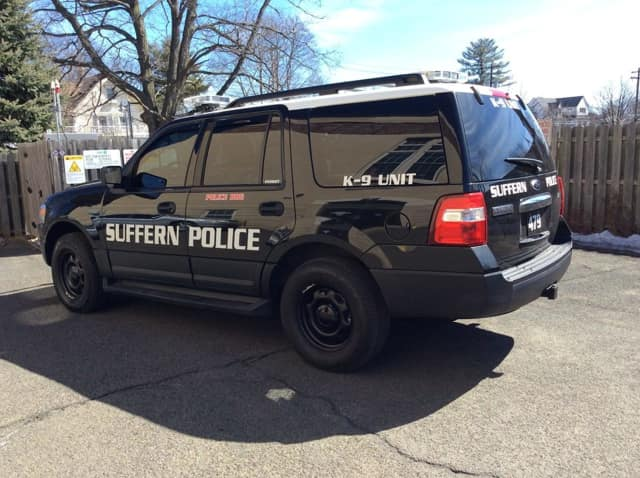 There will be no street parking in Suffern from 2 to 6 a.m. through April 15.