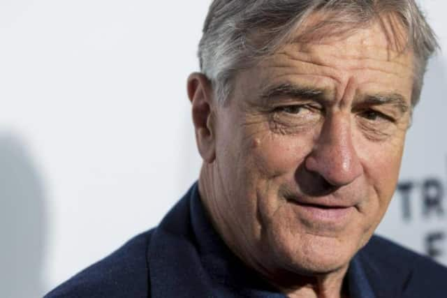 "Robert De Niro stars in the Netflix show, ""The Irishman."""