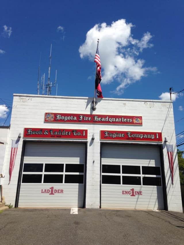The Bogota Fire Station