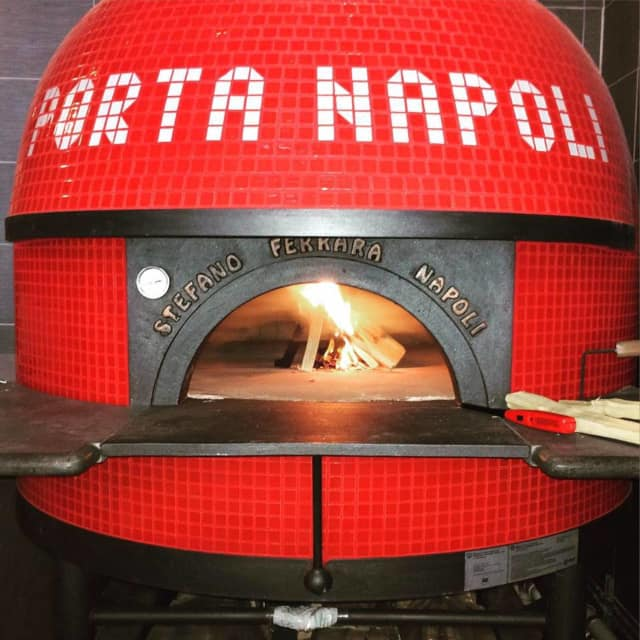 Harrison restaurant Porta Napoli was reviewed by The New York Times.