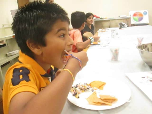 Lodi Memorial Library will celebration National Nutrition Month in March.