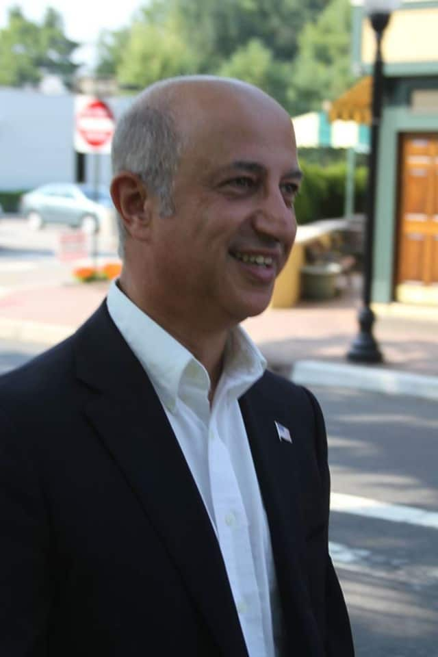 Michael Ghassali is the first Syrian-born Christian mayor in Montvale and the Eastern United States.