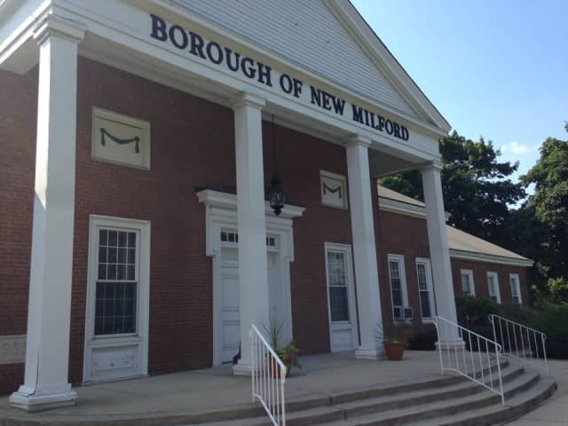 New Milford Borough Hall