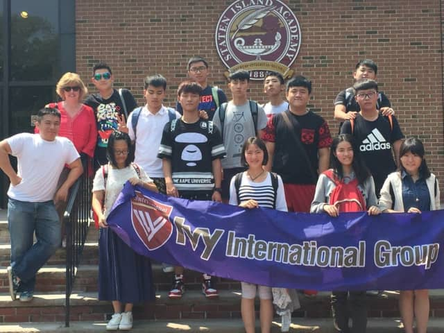 Ivy International finds host families for international students around the world.
