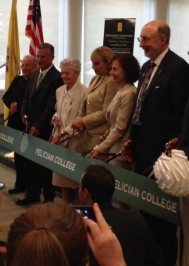 Felician College in Lodi officially has been named a university.