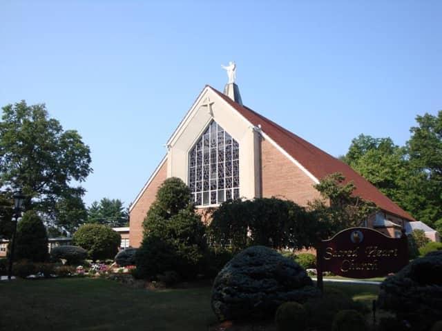 Sacred Heart Church, Haworth, N.J.