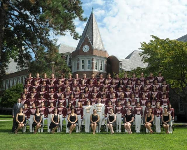 Ridgewood High School Marching Band.