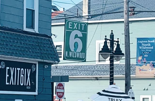 Exit 6, North Wildwood
