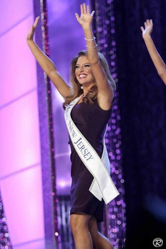 Miss New Jersey 2015, Lindsey Giannini