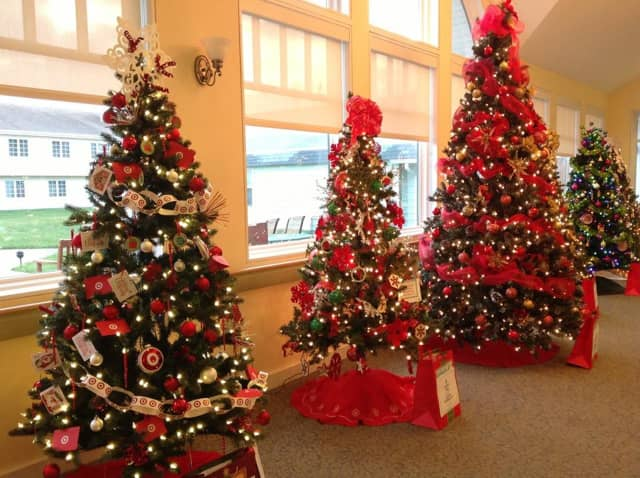 The 12th annual TEAM Festival of Trees and Wesley Village Craft Fair will be held Saturday and Sunday at Wesley Village in Shelton.