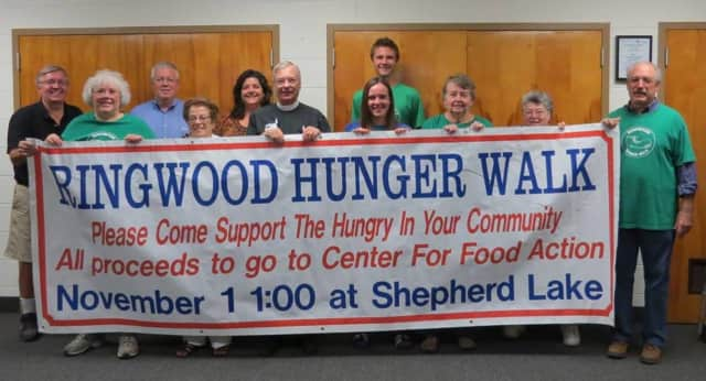 Organizers announce this year's Ringwood Hunger Walk.