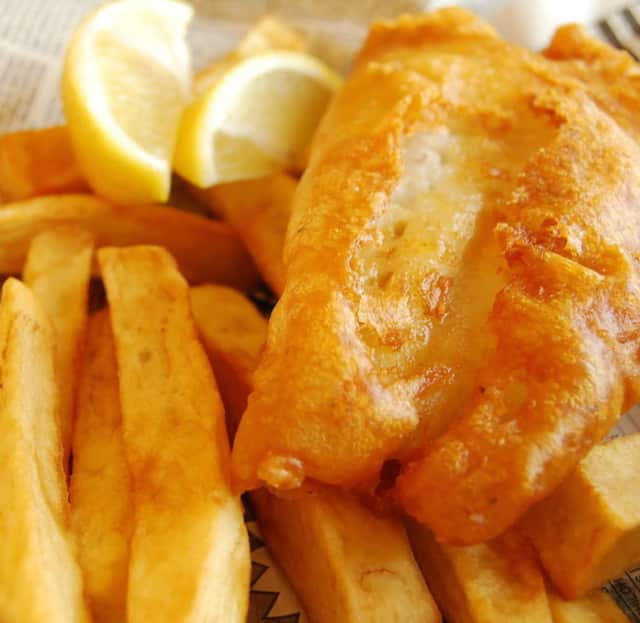 The First Congregational Church of River Edge will host a fish and chips dinner on Friday, Sept. 30.