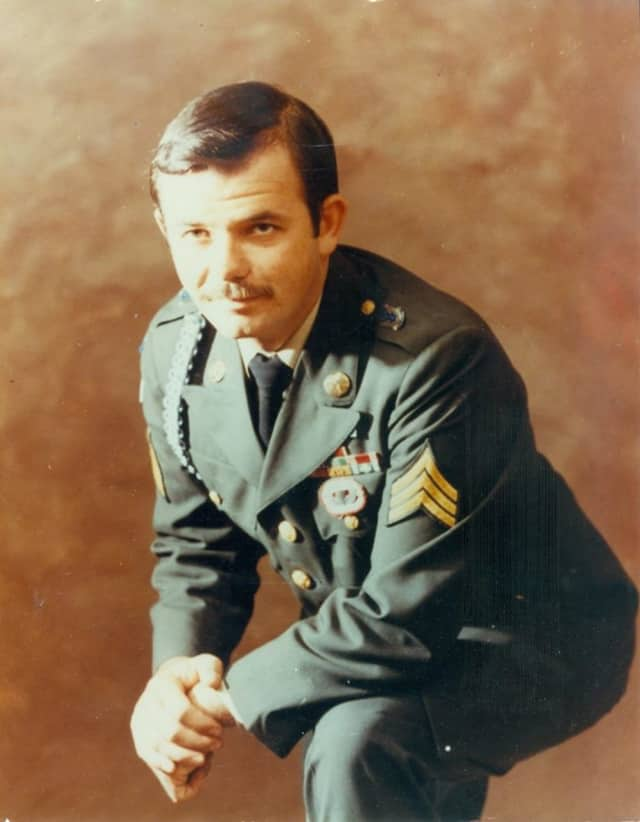 Paramus Police Officer Michael P. McEllen