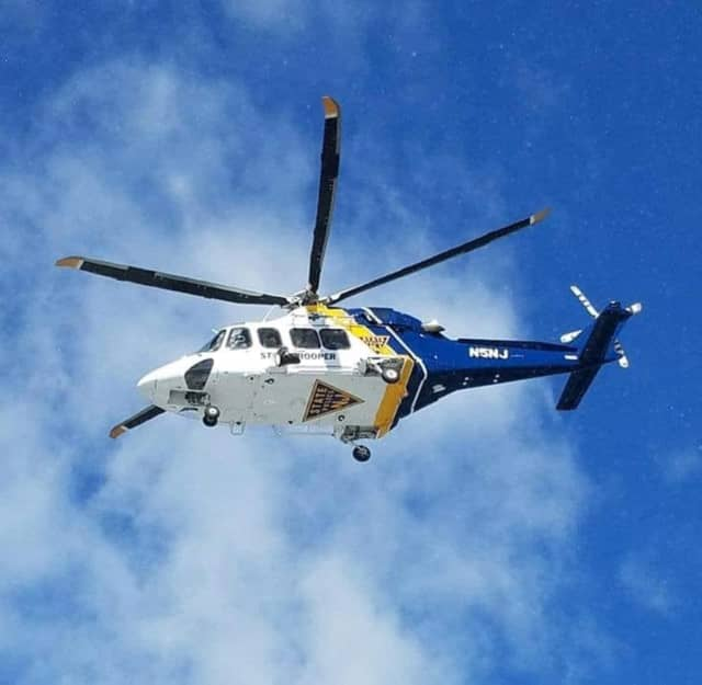 Air Medical Helicopter