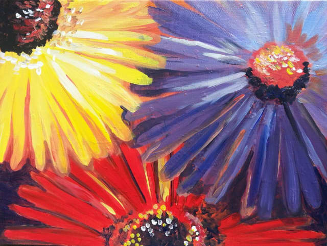 Paint the night away with friends and great food Sept. 30 at Ranchero Cantina in Emerson.
