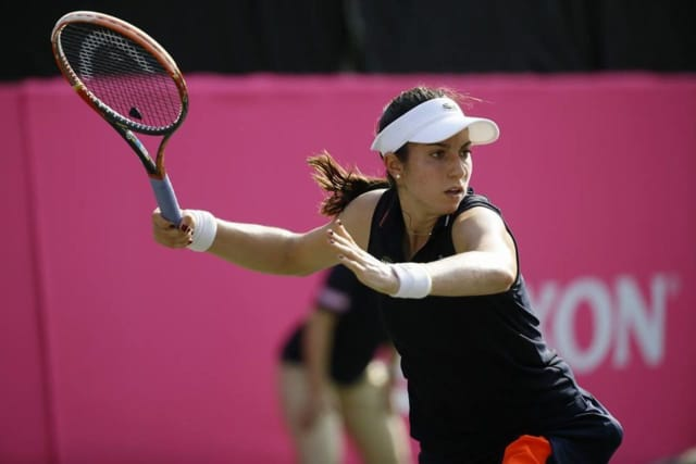 Christina McHale is turning 25.