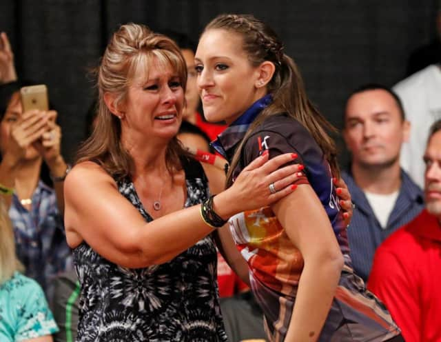 Teaneck college alum Danielle McEwan excelled in her bowling career with Team USA.