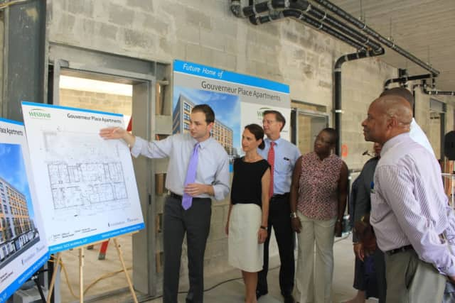 Richard Nightingale, President and CEO of Westhab, explains new community housing initiatives.