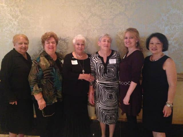 Members of Rutherford Woman's Club. A Cinco de Mayo event in planned May 6.