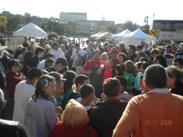 The eighth annual East Rutherford Columbus Day Parade and Festival takes place Oct. 9-11