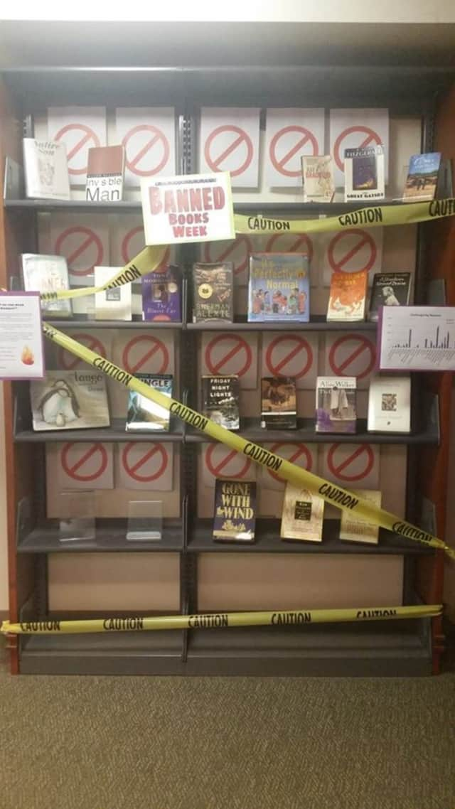 National Banned Book Week is continuing through Oct. 3.