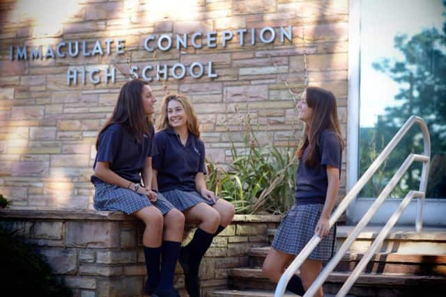 The senior class of Lodi Immaculate Conception High School will hold a fundraiser Jan. 9. The school is marking its centennial with a 100-year memorabilia display.