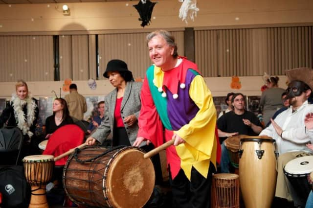Drums from Heaven will perform at an Earth Day Fundraiser.