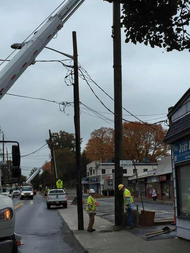 Some Edgewater residents will be affected by electrical work Wednesday.