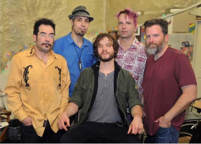 Danbury-based Phoenix Tree is comprised of musicians from all over Fairfield County.