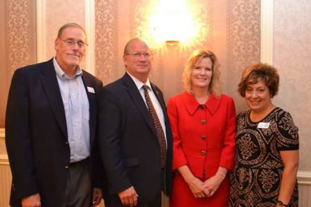 Dutchess County Regional Chamber of Commerce awarded businesses at the Poughkeepsie Grand Hotel for inclusive hiring practices.