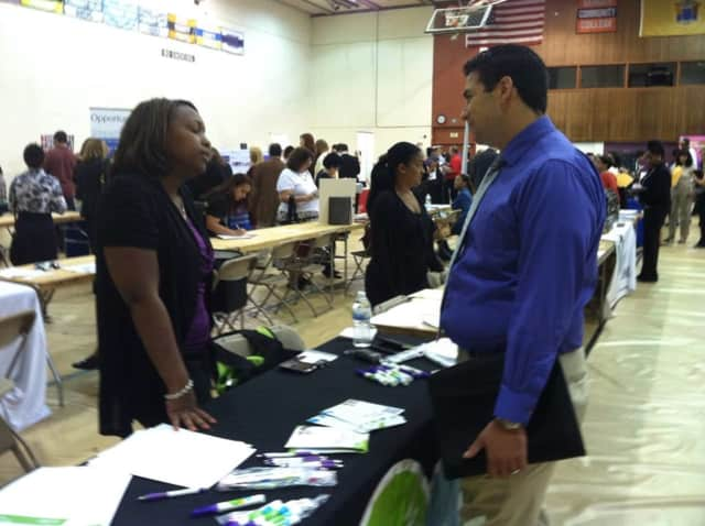 Last year over 100 employers and 1,300 job seekers attended the Bergen County Job Fair.