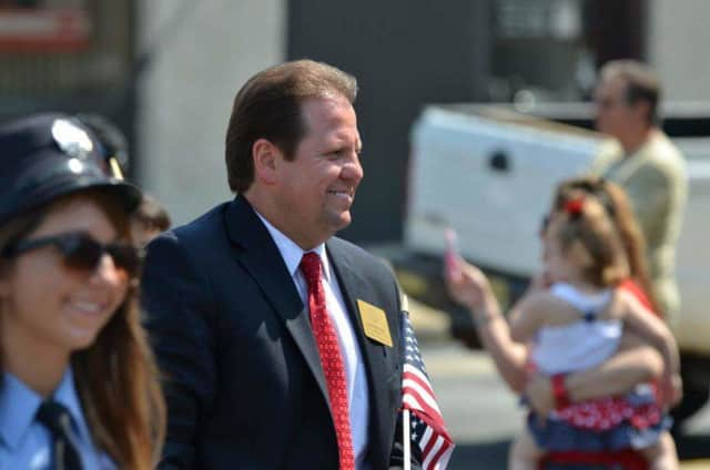 Palisades Park Mayor James Rotundo
