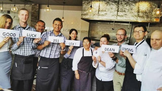 Staff of 273 Restaurant in Harrison wishes the staff and team of its new sister restaurant 251 lex in Mt. Kisco.