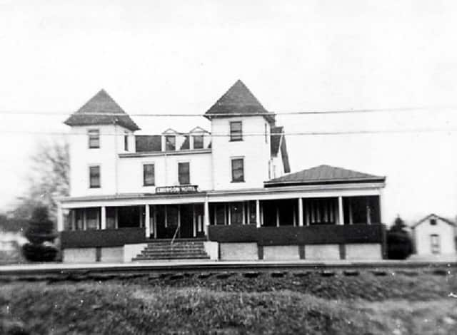 The Emerson Hotel, circa 1930.