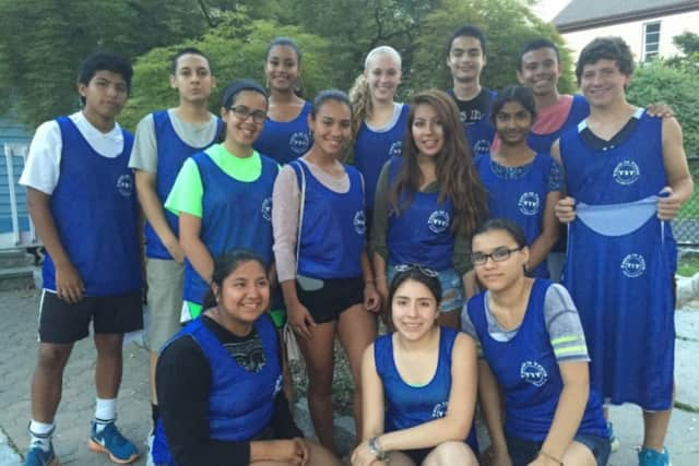 Some 25 Ossining High School students who are members of Y2Y are trying to raise enough money to attend the organization's summer conference through a GoFundMe page.