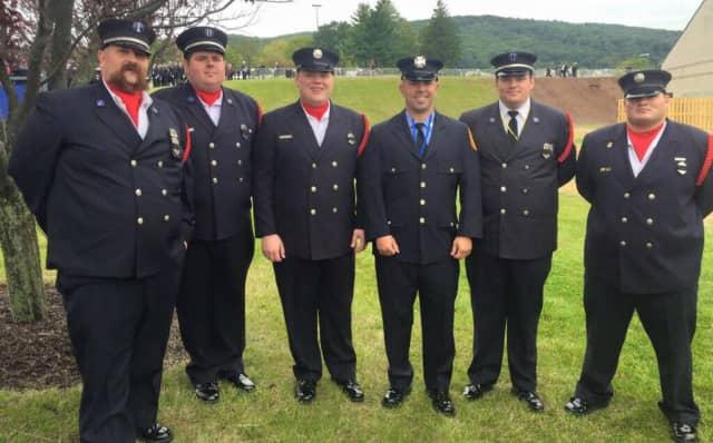 Wallington firefighters.