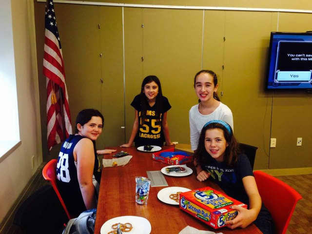 Ramsey's teens can attend several events at the library this month.