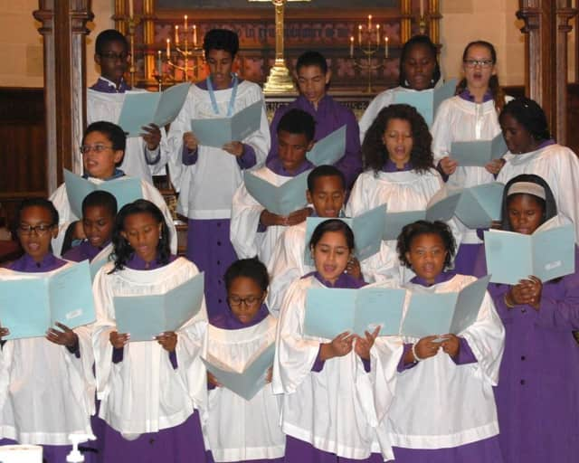 St. Paul's choirs will be performing on May 22.